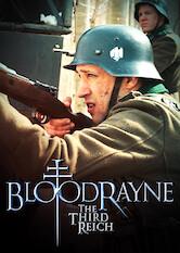 Search netflix BloodRayne: The Third Reich